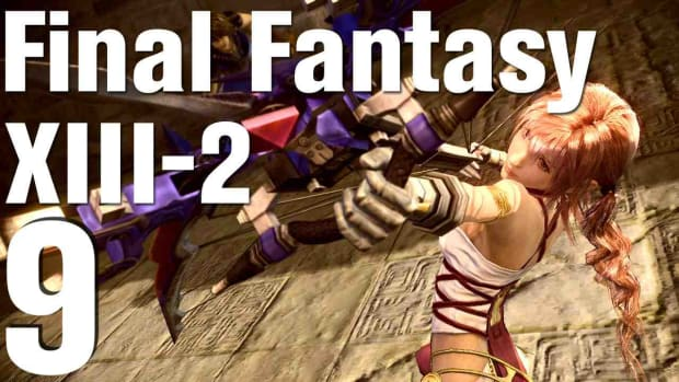 B. Let's Play Final Fantasy XIII-2 Part 17 - Temporal Rift [HD] Promo Image