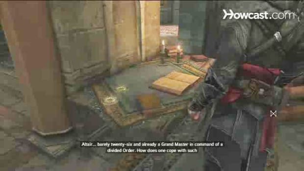 ZI. Assassin's Creed Revelations Walkthrough Part 34 - The Mentor's Wake (2 of 2) Promo Image