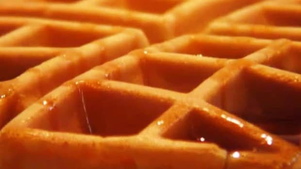 F. How to Make Waffles from Scratch Promo Image