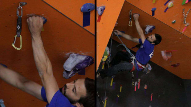 W. Indoor Climbing Safety Guidelines & Etiquette Promo Image