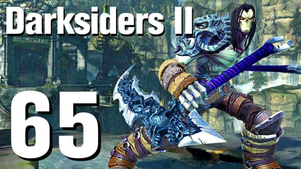 ZZM. Darksiders 2 Walkthrough Part 65 - Chapter 10 Promo Image
