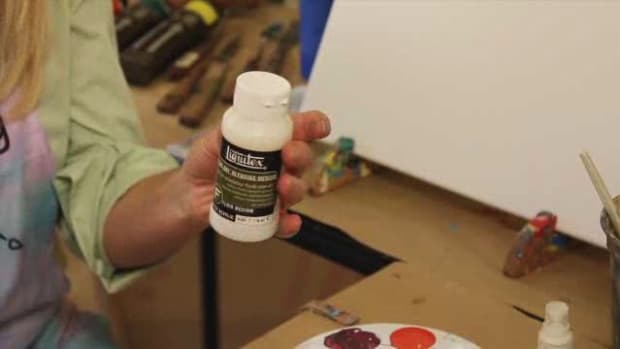 I. How to Keep Acrylic Paint from Drying Too Fast Promo Image