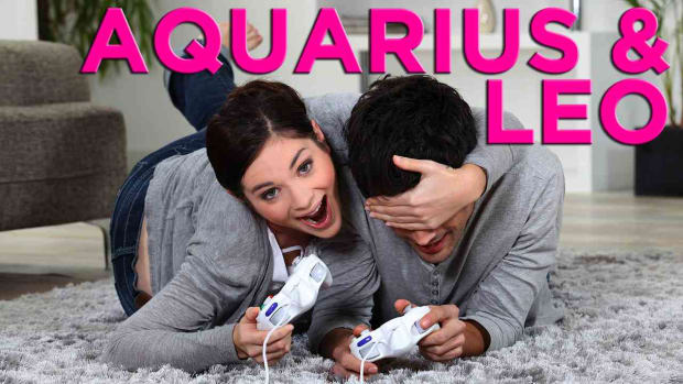 ZZU. Are Leo & Aquarius Compatible? Promo Image