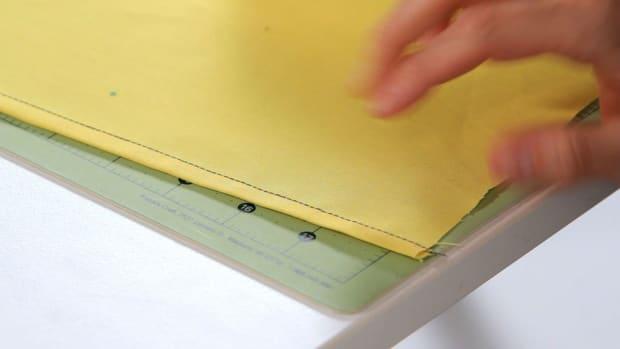 V. How to Make a Narrow Hem with a Sewing Machine Promo Image
