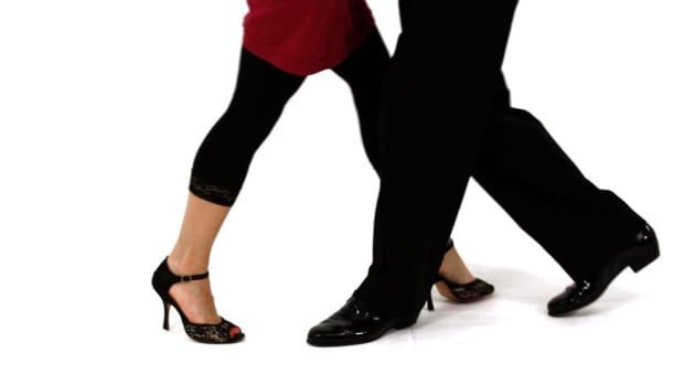 F. How to Do the Argentine Tango Rock Step aka La Cadencia Promo Image