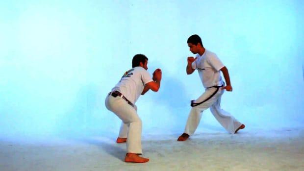 I. How to Do the Armada in Capoeira Promo Image