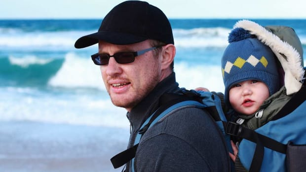 ZO. 7 Tips on Traveling Overseas with a Baby or Toddler Promo Image