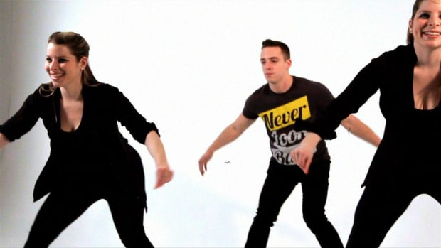 Y. How to Dance to Hip-Hop Music Promo Image