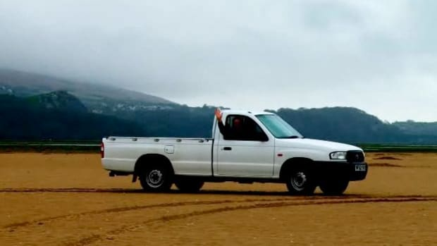 N. How to Drive on the Beach (and Not Get Stuck) Promo Image