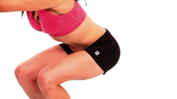 V. How to Do a Squat with a Bosu Ball Promo Image