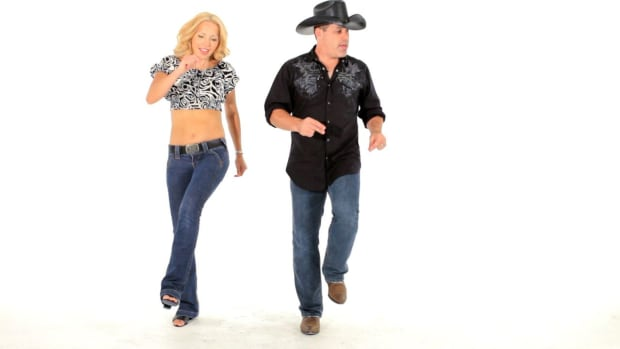 ZE. How to Do the Cowboy Boogie Line Dance Promo Image