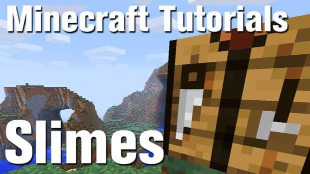 ZZJ. Minecraft Tutorial: How to Find Slimes in Minecraft Promo Image