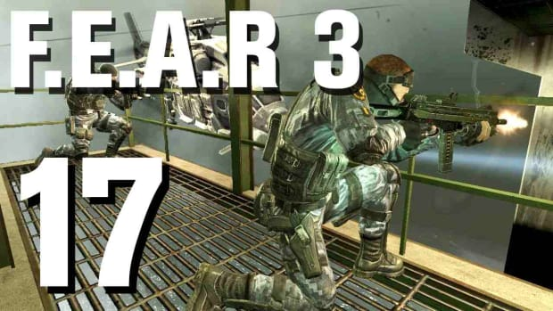 Q. F.E.A.R. 3 Walkthrough Part 17: Tower (1 of 6) Promo Image