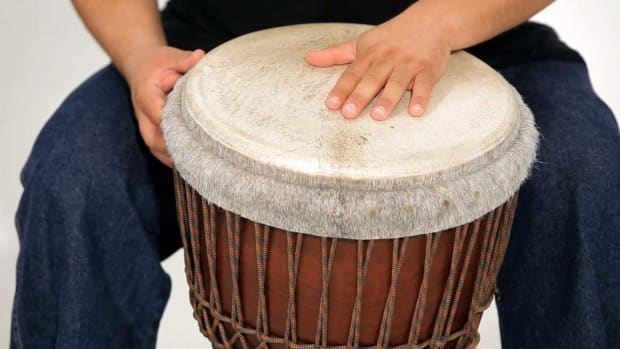 U. How to Maintain a Djembe Promo Image