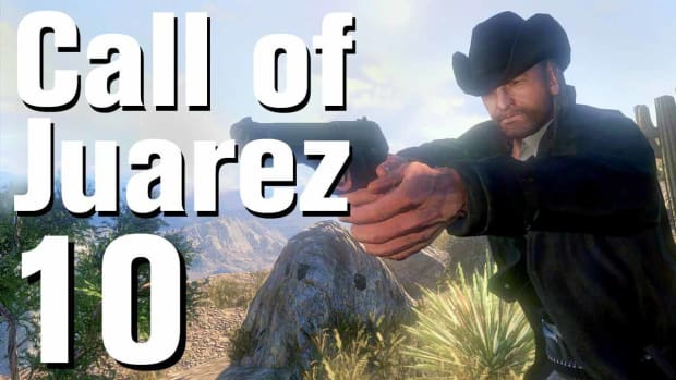 J. Call of Juarez The Cartel Walkthrough: Chapter 3 (2 of 4) Promo Image