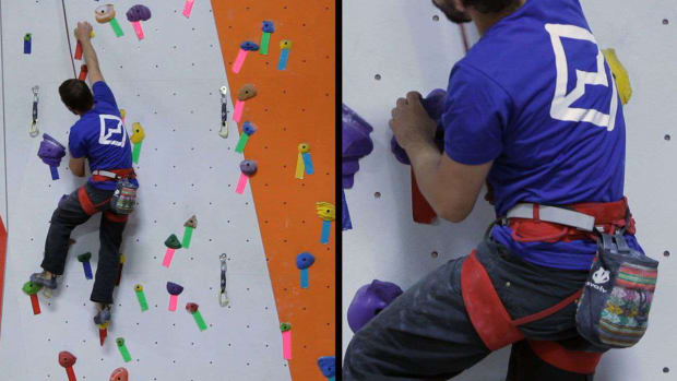 X. How to Understand Indoor Rock Climbing Sequencing Promo Image