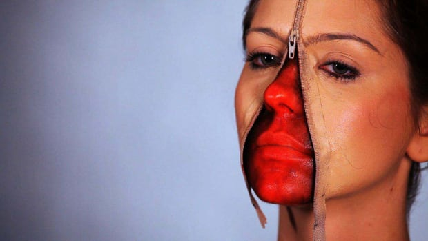 ZD. How to Blend Color for a Special FX Zipper Face Promo Image