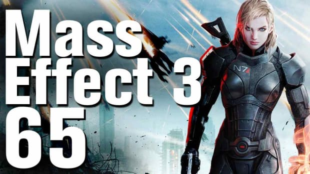 ZZM. Mass Effect 3 Walkthrough Part 65 - Shut Down Geth Server Promo Image