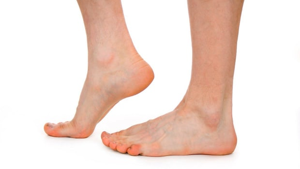 B. How to Avoid Foot Pain in the Ball of the Foot | Foot Care Promo Image