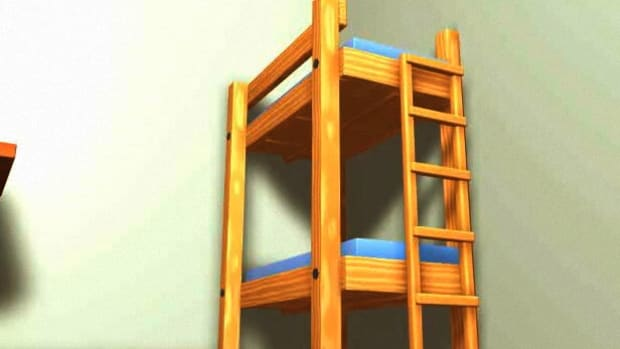 A. How to Build a Bunk Bed Promo Image