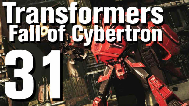 ZE. Transformers Fall of Cybertron Walkthrough Part 31 - Chapter 11 Promo Image