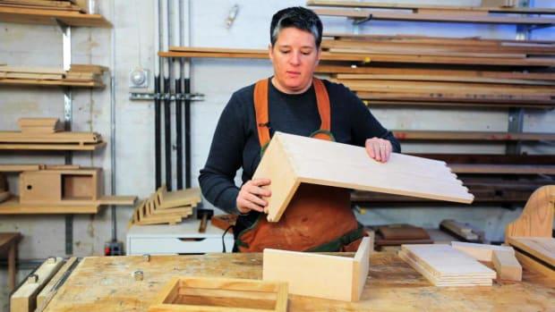 X. Woodworking Joinery Basics Promo Image