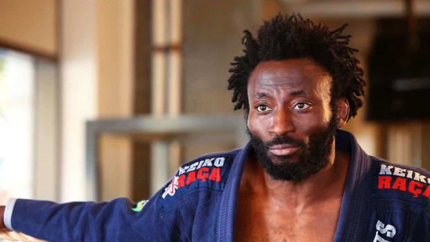 ZP. How to Do Brazilian Jiu Jitsu with Babs Olusanmokun Promo Image