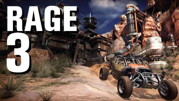 C. RAGE Walkthrough Part 3 - Quell the Bandit Threat Promo Image