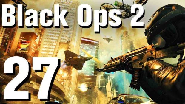 ZA. Black Ops 2 Walkthrough Part 27 - Second Chance Promo Image
