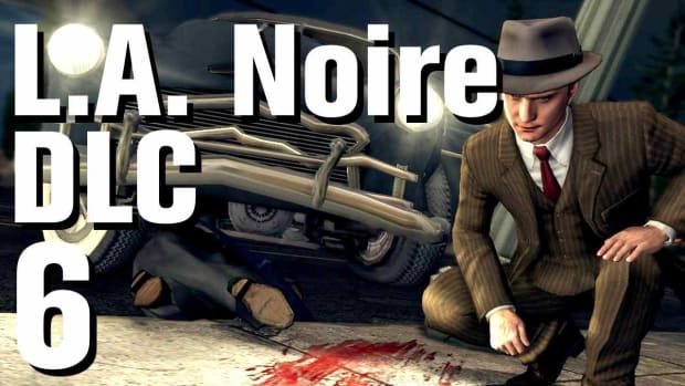 "F. L.A. Noire Walkthrough: ""The Naked City"" (6 of 11) Promo Image"