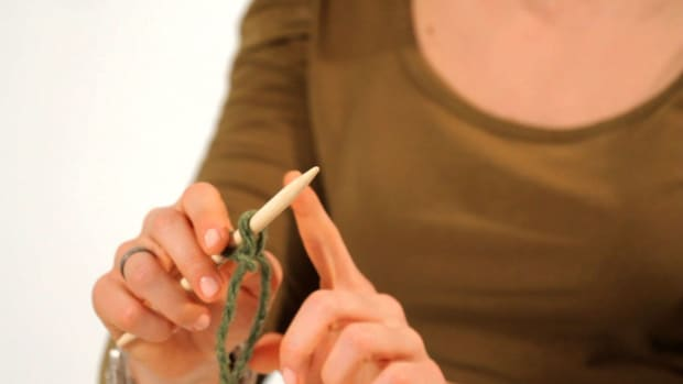 M. 4 Cast-On Knitting Tips Promo Image