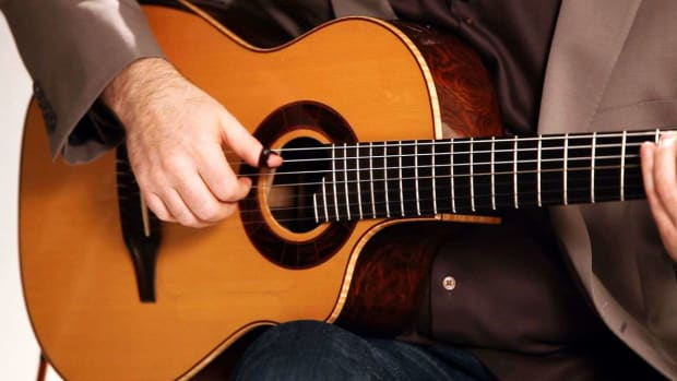 ZI. How to Play Tremolo in Fingerstyle Guitar Promo Image