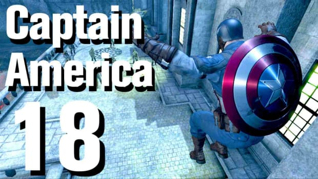 R. Captain America Super Soldier Walkthrough: Chapter 7 (2 of 2) Promo Image