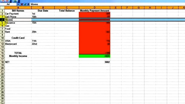 A. How to Create a Budget in Excel Promo Image