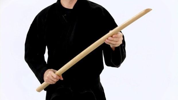 ZZ. How to Check Your Bokken for Safety in Sword Fighting Promo Image