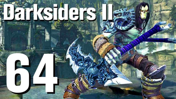 ZZL. Darksiders 2 Walkthrough Part 64 - Chapter 10 Promo Image