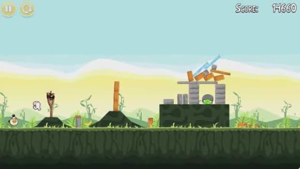 S. Angry Birds Level 2-19 Walkthrough Promo Image