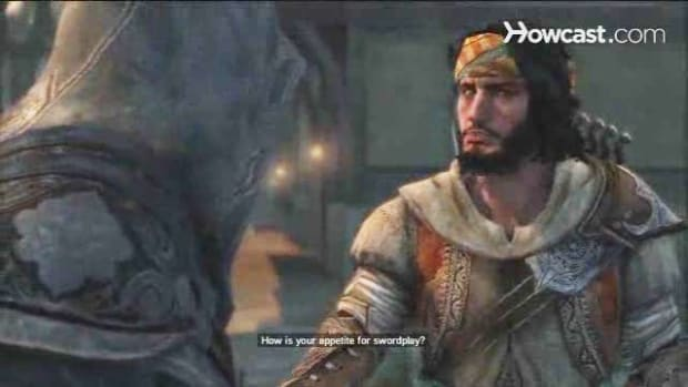 K. Assassin's Creed Revelations Walkthrough Part 11 - The View from Galata Promo Image
