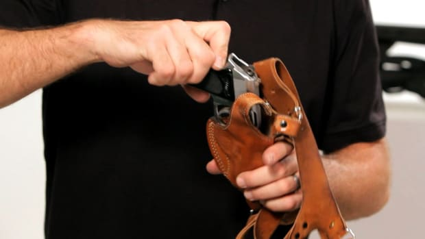 ZW. How to Carry a Handgun Promo Image