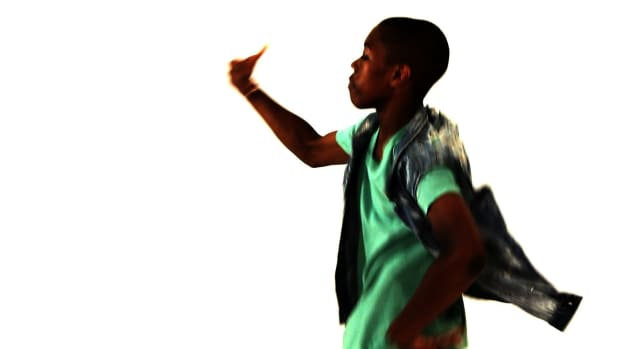V. How to Do the Reject Hip-Hop Dance Move for Kids Promo Image