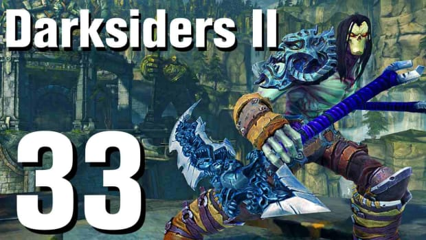 ZG. Darksiders 2 Walkthrough Part 33 - Chapter 4 Promo Image