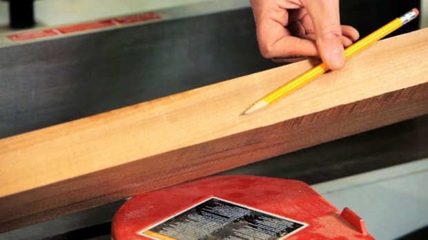 V. How to Square Lumber with a Jointer for Woodworking Promo Image