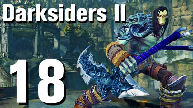 R. Darksiders 2 Walkthrough Part 18 - Chapter 2 Promo Image