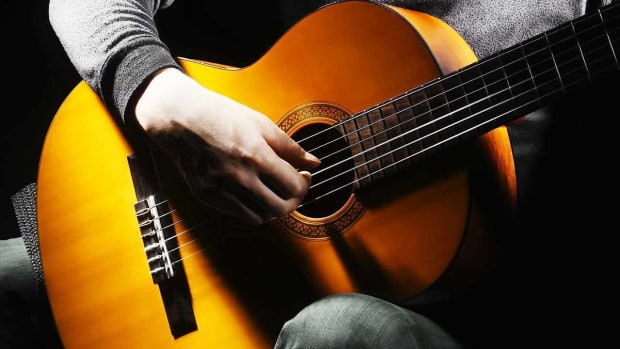 ZO. How to Strum in Bluegrass in Fingerstyle Guitar Promo Image