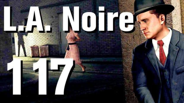 "ZZZZM. L.A. Noire Walkthrough Part 117: ""A Polite Invitation"" (3 of 7) Promo Image"