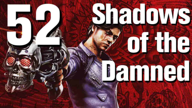 ZZ. Shadows of the Damned Walkthrough: Act 5-4 The Final Chapter (2 of 2) Promo Image
