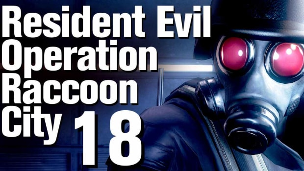 R. Resident Evil Operation Raccoon City Walkthrough Part 18 - Expendable Promo Image