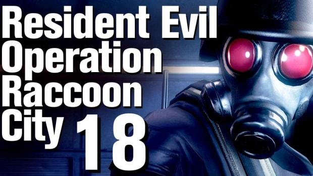 R. Resident Evil Operation Raccoon City Walkthrough Part 18 - Expendable Promo Image