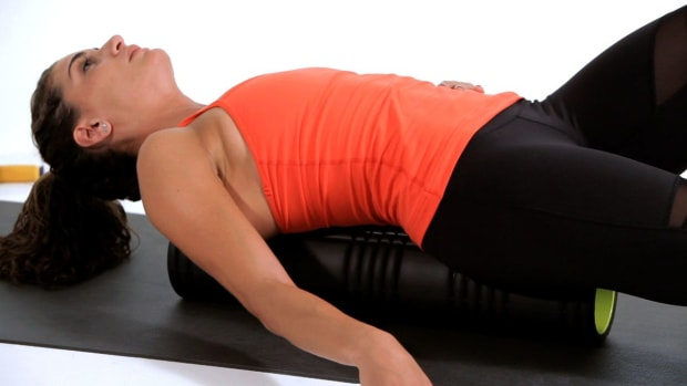 C. How to Foam Roll for Better Posture Promo Image