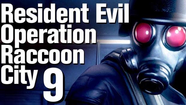 I. Resident Evil Operation Raccoon City Walkthrough Part 9 - Lights Out Promo Image